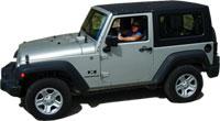 St John jeep rentals